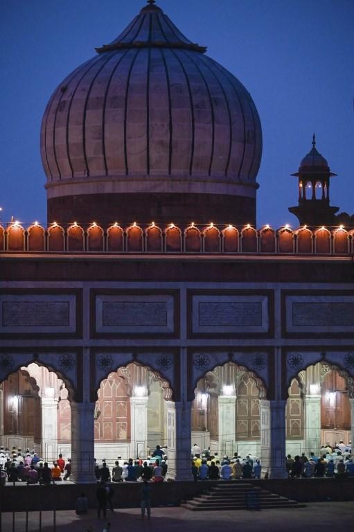 INDIA - RELIGION - ISLAM - RAMADAN