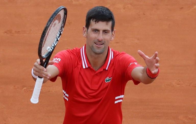 TOPSHOTS - TENNIS - ATP - MON
