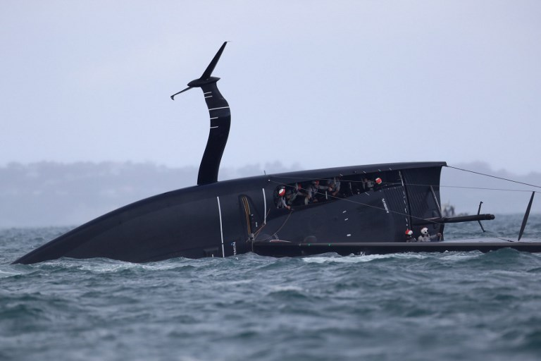YACHTING - NZL - AMCUP